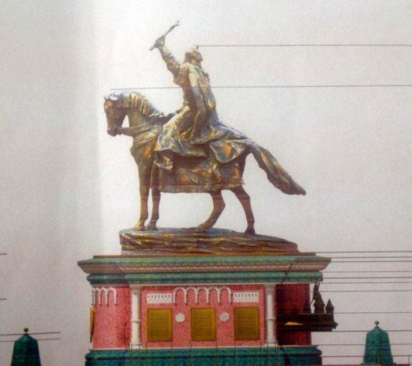 Монумент Ивану Грозному все-таки появится вОрле