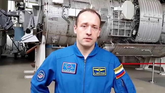 Космонавту Александру Мисуркину присвоено звание «Герой России»