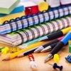 школа ручка тетрать