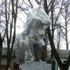 памятник Ленину Тельчье