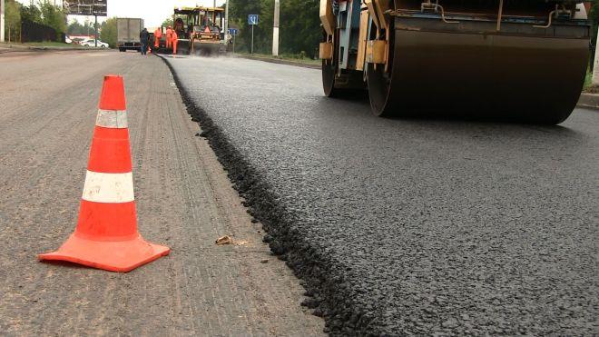 Затри года наремонт дорог Орла истратят практически полмиллиона руб.