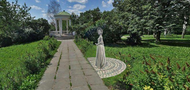 памятник Лизе