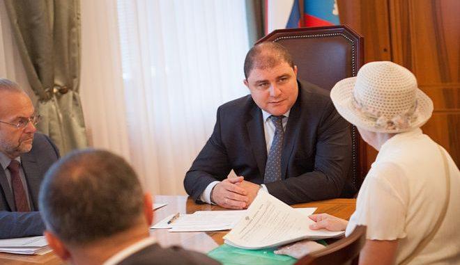 Потомский продолжает встречи с создателями обращений президенту