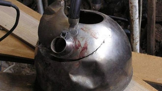 ВОрле направлено всуд дело обубийстве собутыльника чайником иножом