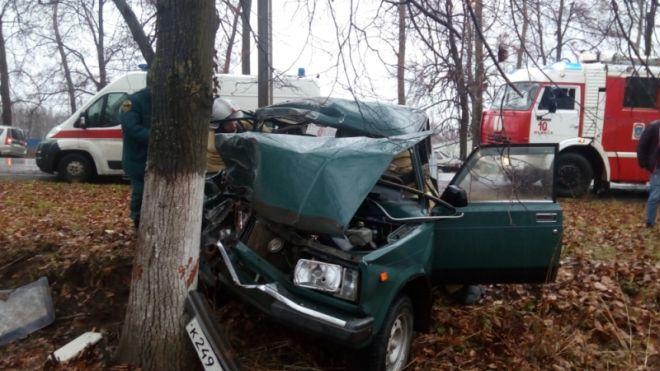 ДТП под Орлом: скончалась 60-летняя пассажирка