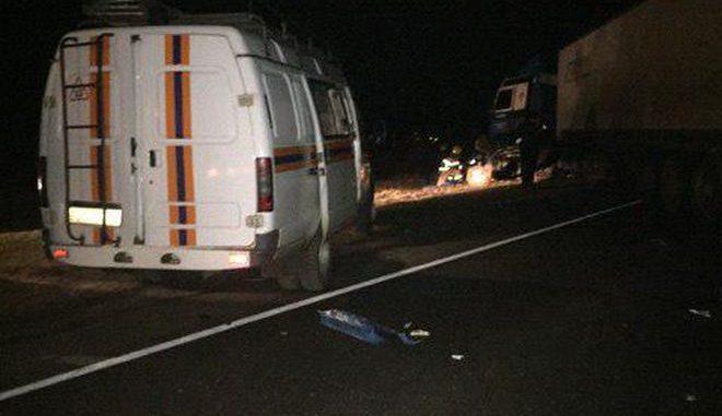 Три человека погибли вДТП вОрловской области