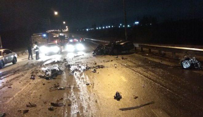 Авария на мосту 2февраля вологда фуры
