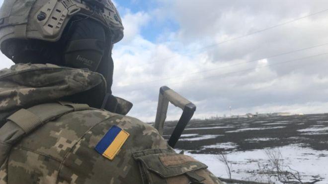 Нажителя РФ завели дело из-за вступления вбатальон «Донбасс»