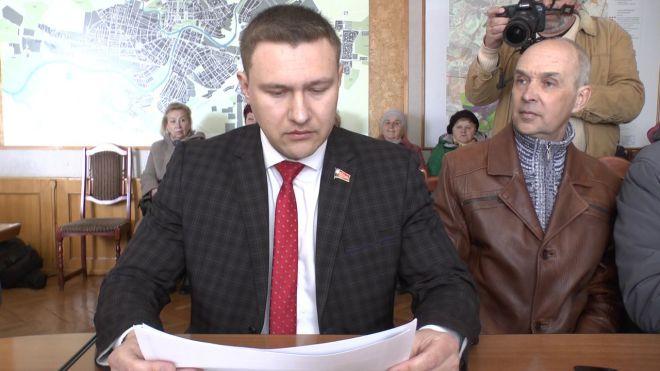 ВОрле инициировали возвращение кпрямым выборам главы города